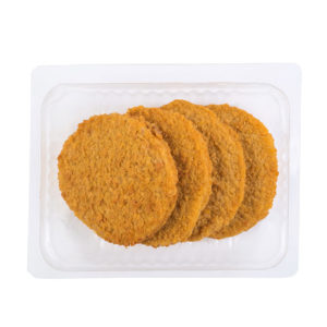 Crumbed Chicken Burgers 800g