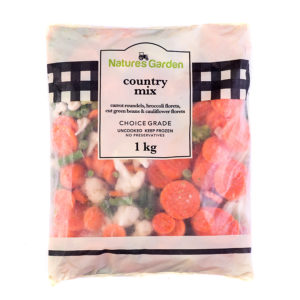 Nature's Garden – Country Mix 1kg