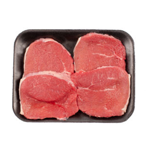 Beef Minute Steaks per kg